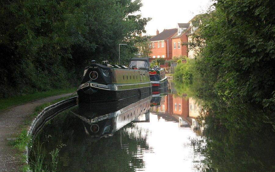 Engelsk Kanalbåt