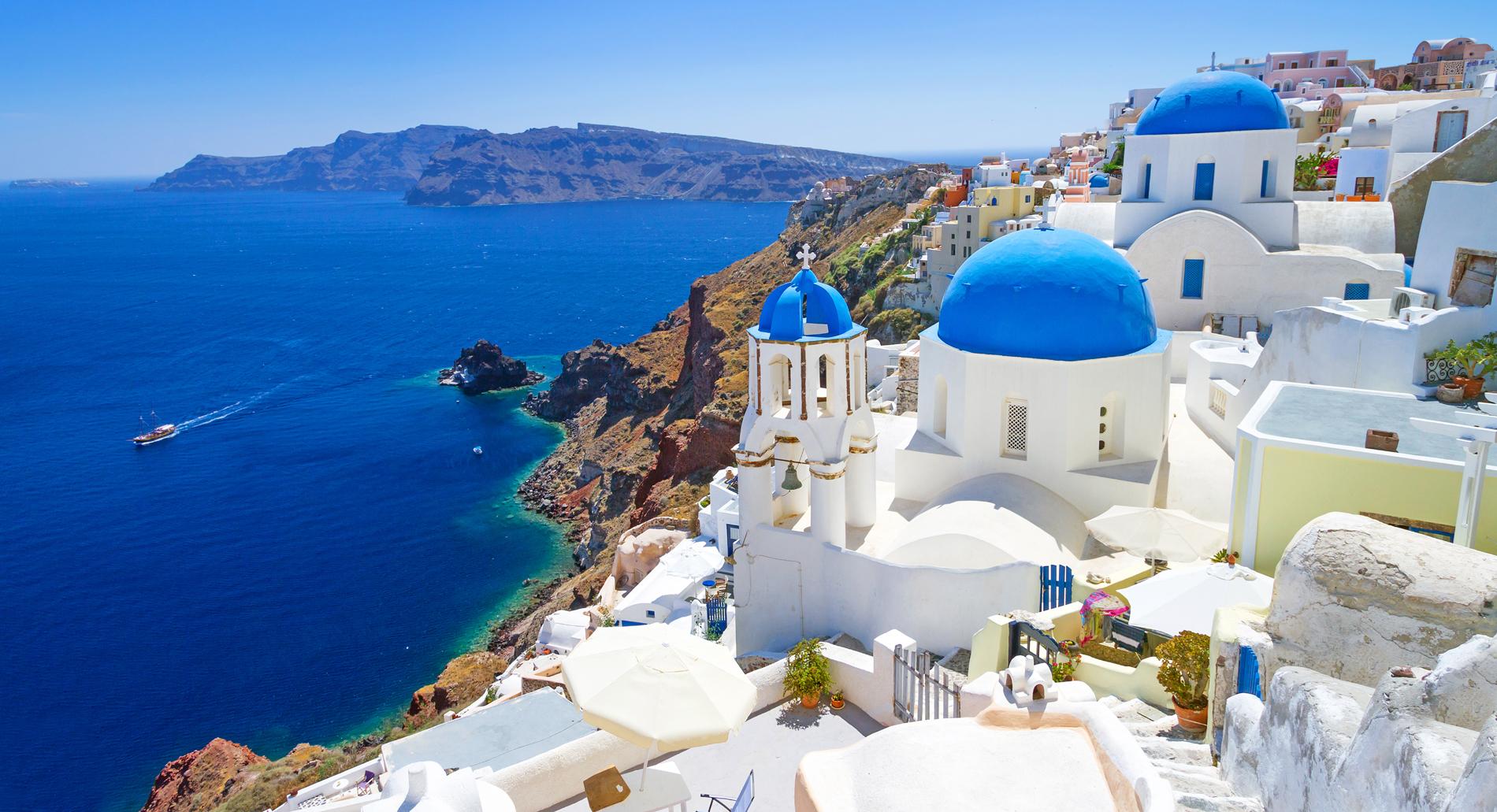 grekland öar karta